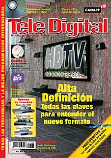 Públicado el nuevo número de TeleDigital 138 Marzo 2008