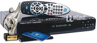Nuevo NBOX HDTV con Tarjeta para HBO 3 por Hollex