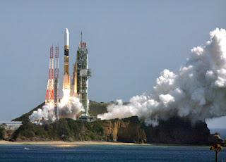 Un satélite japonés prestará Internet a súper alta-velocidad