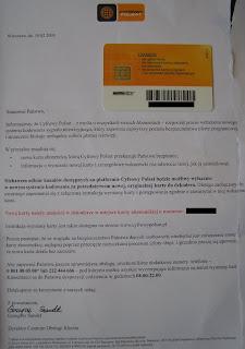 Cambio de tarjetas Nagravision 3 en Polsat