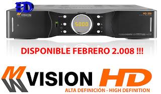 El primer Receptor Combo Alta Definición HD-200