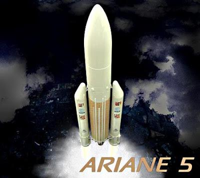 Ariane 5, 55 lanzamientos de aquí al 2015