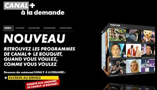 Canal + lanza el servicio On Demand llamado Catch-Up TV
