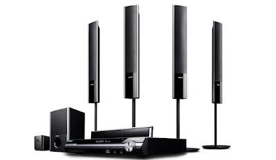 Nuevo sistema de Cine en Casa todo-en-uno de Sony