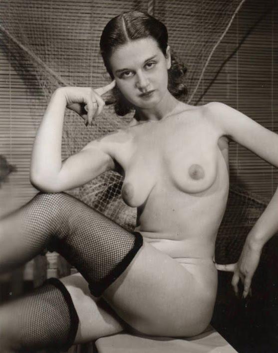 Vintage retro porn archive theme, very