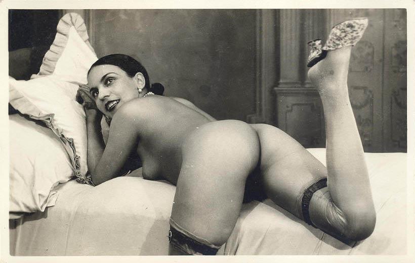 vintage italian nudes