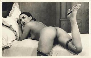 Erotic couples artwork postcards