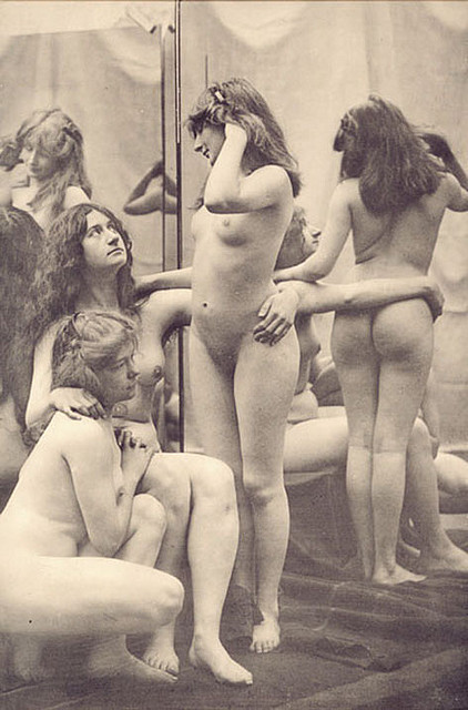 1940s Nude