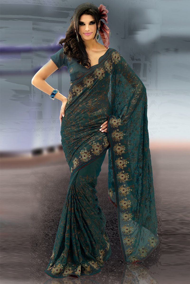 Latest Design Of Assam Type House: Latest Saree For Women