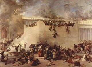 episódio da queda de Jerusalém