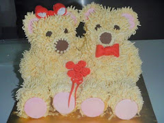 MR.& MRS.TEDDY BEAR