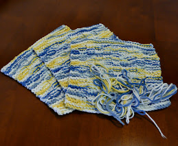 3 Dishrags from 3 oz.