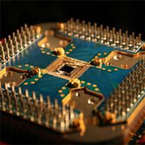 Cientistas criam processador quântico rudimentar