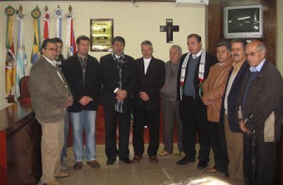 Quaraí e a comunidade palestina