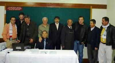Reunião da FEPAL - Federação Árabe Palestina do Brasil