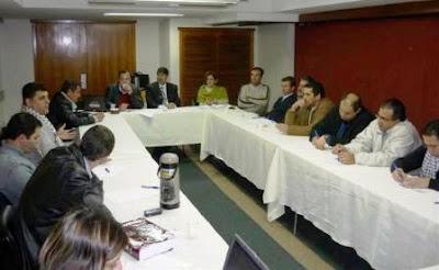 Reunião da Federação Árabe Palestina do Brasil