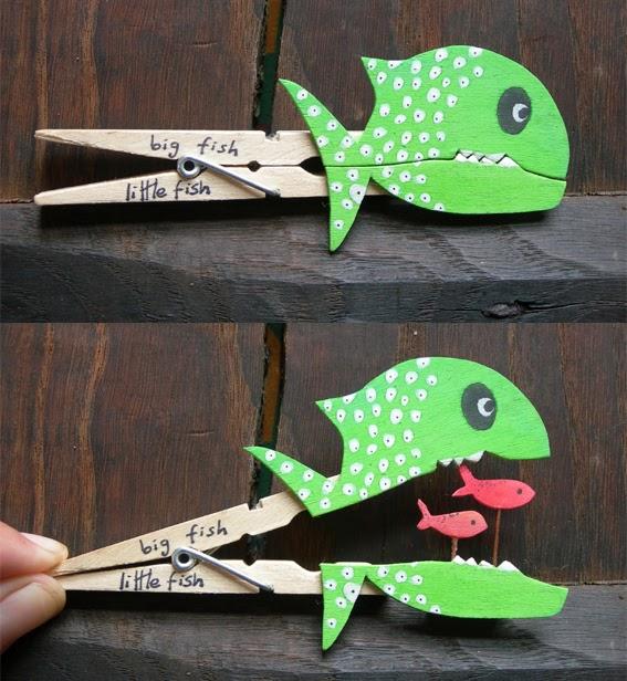 Molas co big fish little fish 1 1 for Big fish company