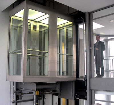 Fat Knowledge: How Much Energy Does an Elevator Use?