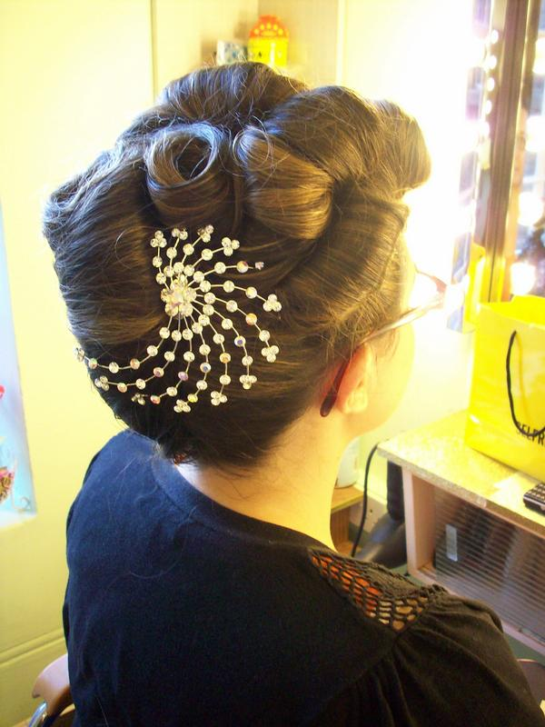Finger Sessel My Vintage Vows: Vintage Wedding Hair And Beauty