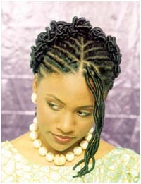 African American Wedding Hairstyles Amp Hairdos Silky