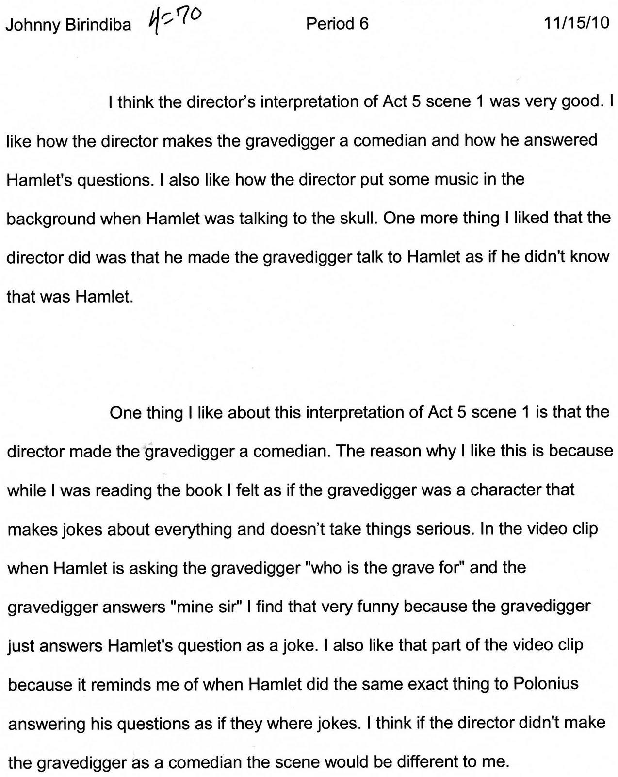 Tragic Hero Essays Essay Hamlet Hamlet As A Tragic Hero Thesis
