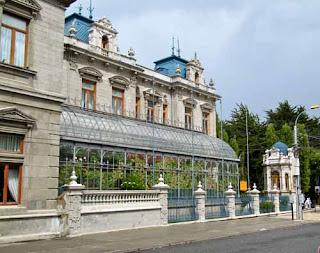 Downtown Punta Arenas Chile
