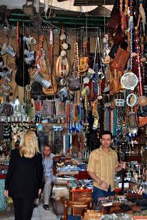 Khunel Khalili Market Islamic Cairo Egypt