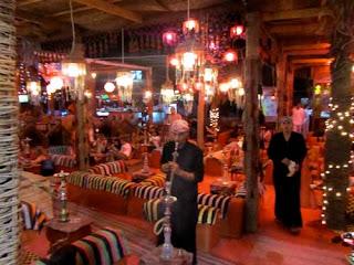 Bedouin Style Lounge Naama Bay Sharm el Shiekh Egypt