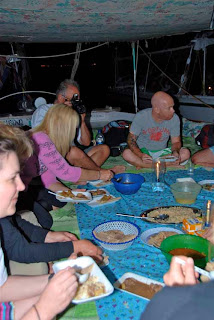 Dinner Felucca Boat Nile River egypt