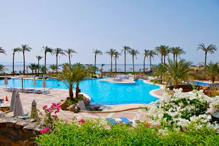 Pool at Our Resort Dahab Egypt
