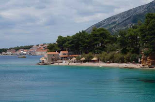 Bol Town Brac Croatia