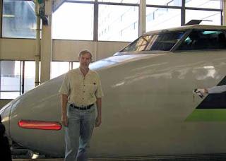 Wayne Dunlap Japanese Bullet Train Osaka Japan