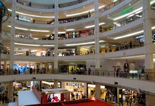 Modern Mall Kuala Lumpur Malaysia