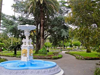 Downtown Park Napier New Zealand