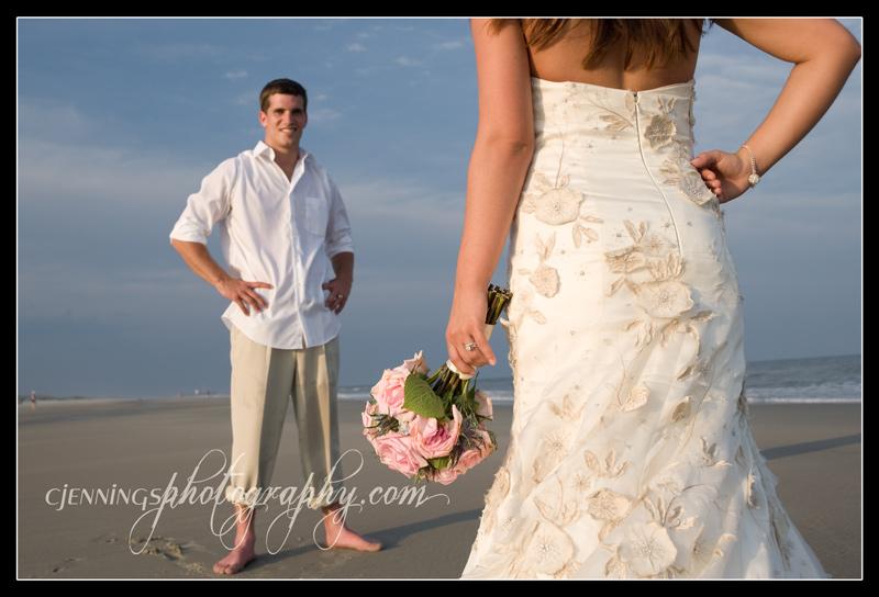 Huntington Beach State Park Wedding