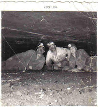 "Inside Mine # 1 (30""-36"" Coal) David, Kentucky"