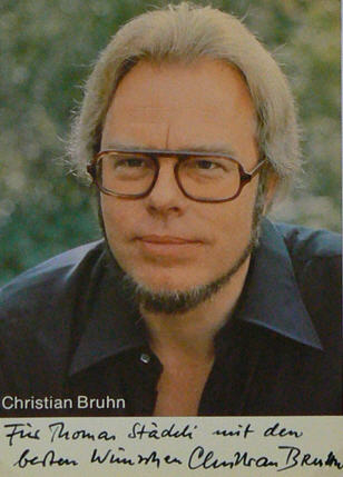 Christian Bruhn net worth
