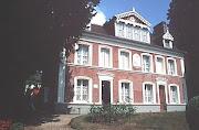 A casa onde nasceu Santa Teresinha