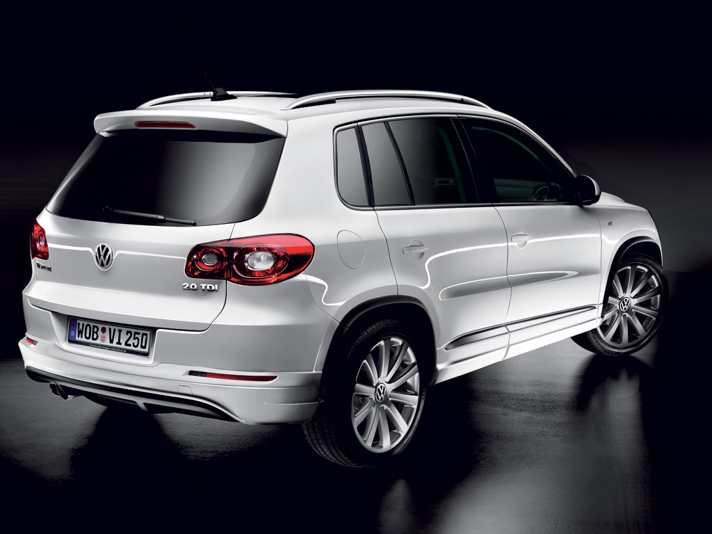 Fuks World Vw Tiguan R Line