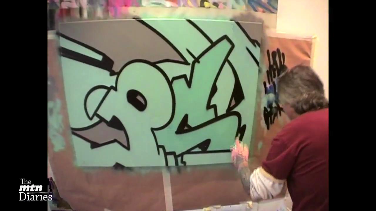 Metrosexual graffiti movie