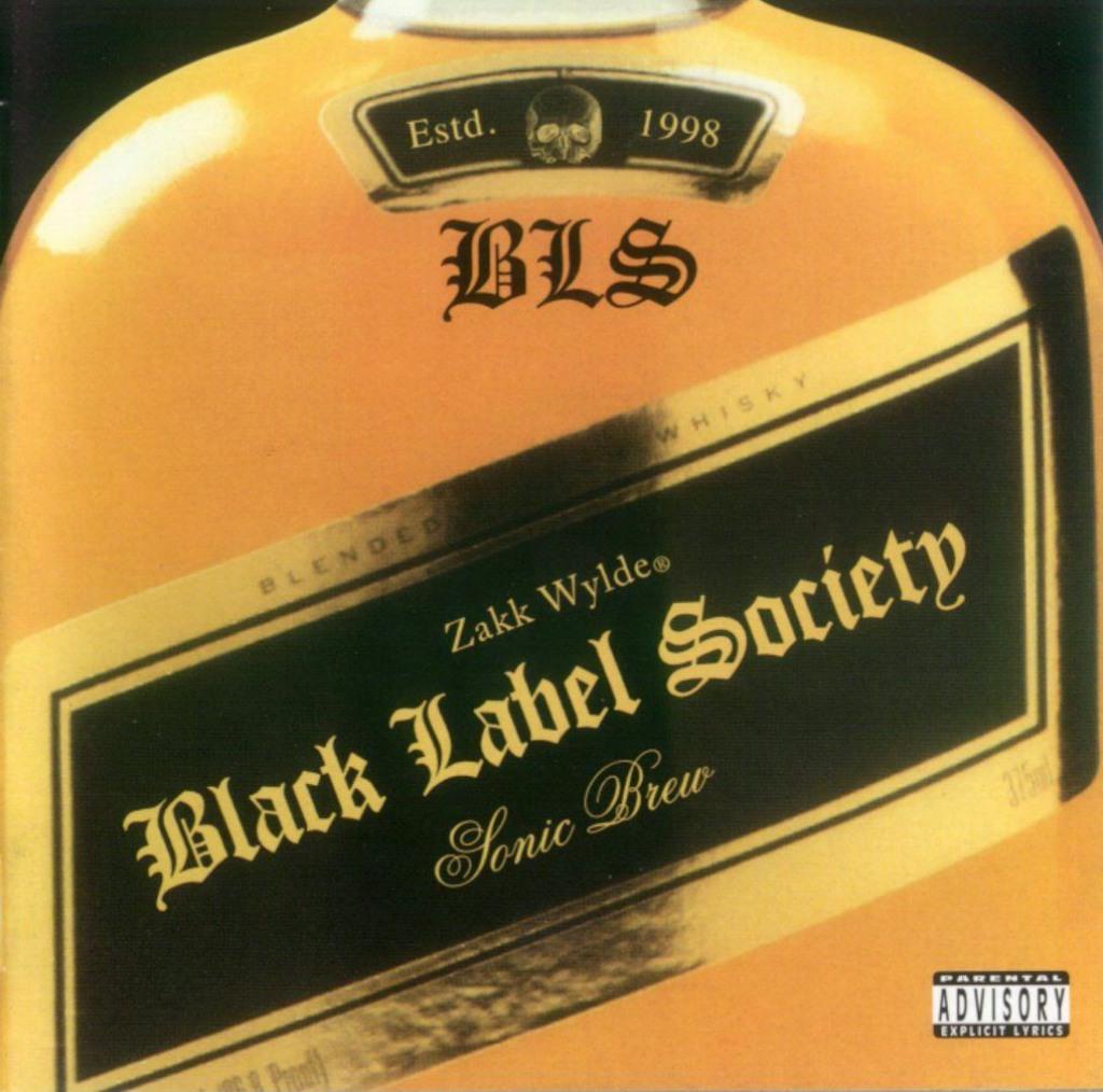 Zakk Wylde Black Label Society First Cd