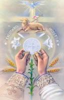 Resultado de imagen para En aquel tiempo, al ver Juan a Jesús que venía hacia él, exclamó: «Éste es el Cordero de Dios