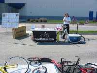 Marketing Footbikes