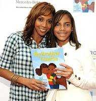 "Holly Robinson Peete and daughter Ryan Elizabeth Peete release book ""My Brother Charlie"""