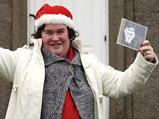 Susan Boyle's I Dreamed A Dream Tops US Music Charts
