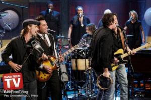 Namm Show 2011: Band From TV to headline inaugural all-star celebrity jam concert