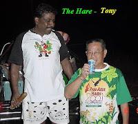 Hare: Tony