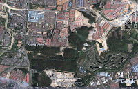 Kajang Utama Google Earth map