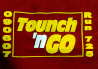 Touch & Go new spelling