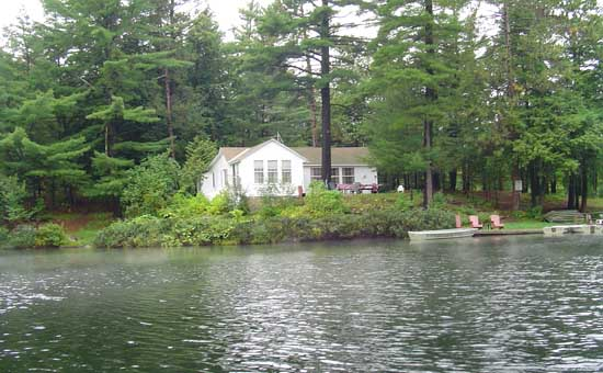 Adirondack Cabins and Cottages - Lodging Near Adirondack